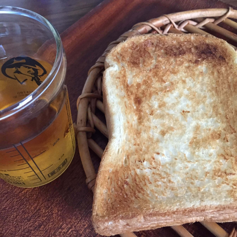TOPVALUのデニッシュ食パンのブログ画像