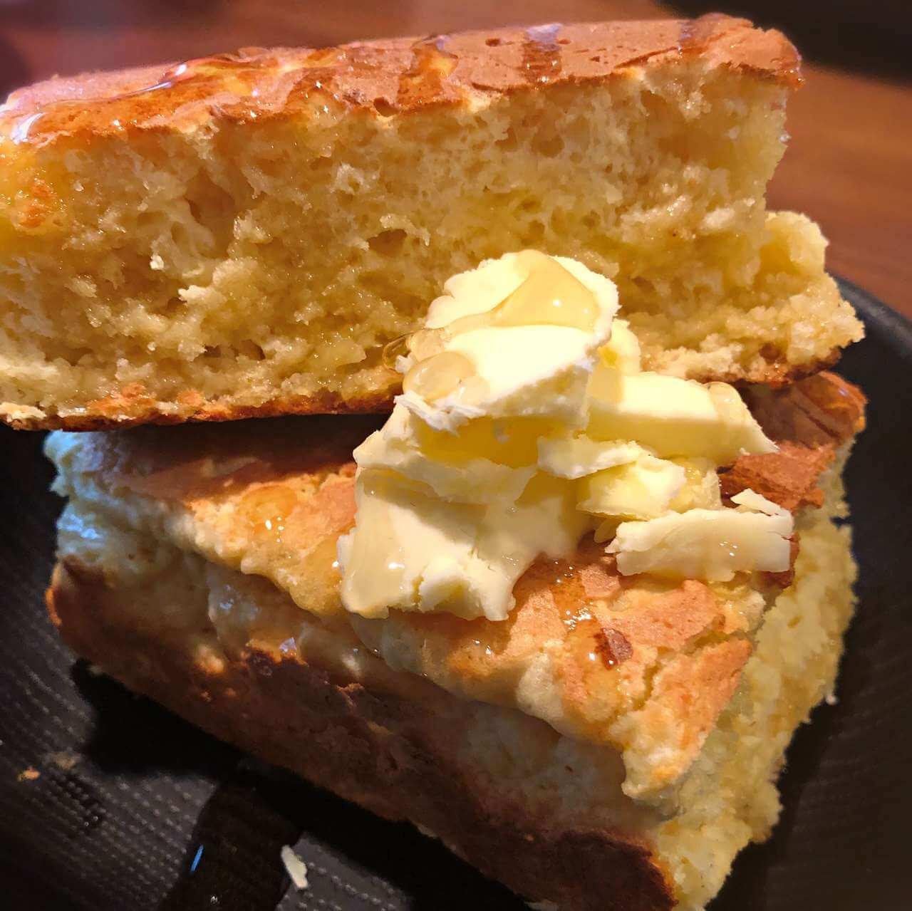 検査結果とパンケーキ。のブログ画像