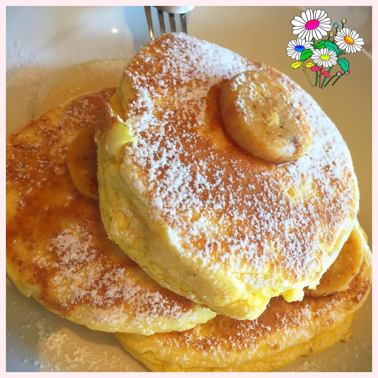 ビルズのリコッタパンケーキのブログ画像