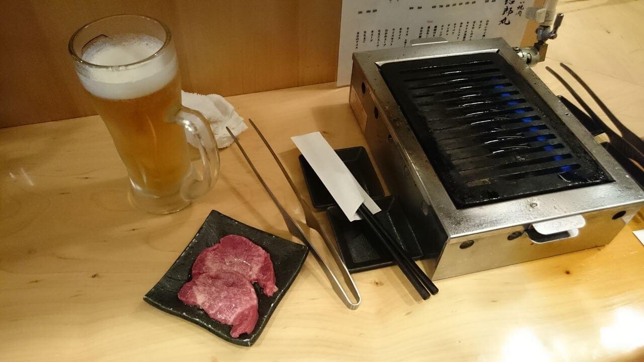 立ち食い焼肉その名も「治郎丸」ナリ!の日記イメージ写真