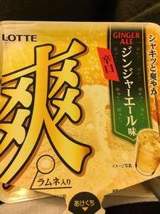 爽ジンジャーエール味のブログ画像