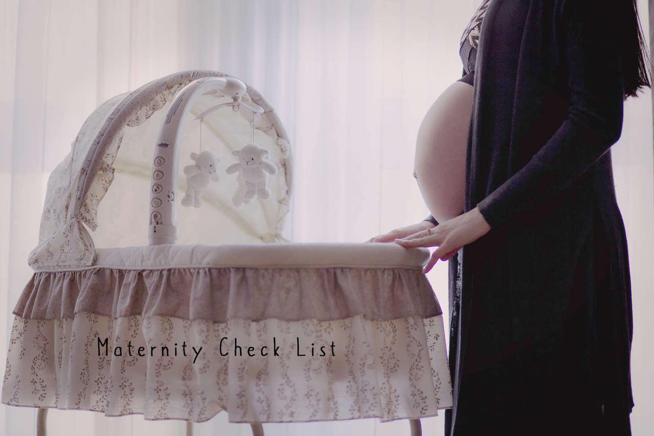 【保存版】妊娠出産準備チェックリスト[2018年の最新情報に更新しました]