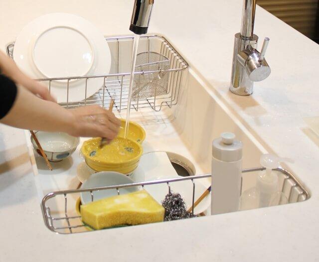 洗い物が楽になる!速乾効果のある食器用洗剤