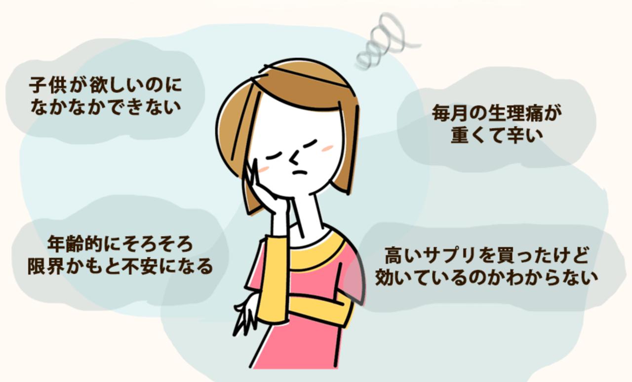 妊活特化型サプリ「ママナル」をご紹介!効果とメリットや口コミ情報のトピックイメージ写真