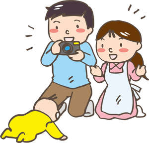芸能人の出産ホームビデオで渡辺美奈代さんと熊田曜子さんの出産ムービーに涙のサムネイル画像