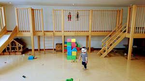 東京都市大学等々力キャンパスにある子育て支援センターぴっぴに行ってみた!のサムネイル画像