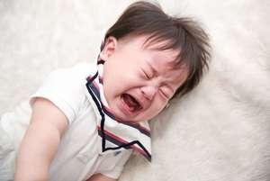 Eテレ - まいにちスクスク『わが家の泣きやませ術』~安心させる~のサムネイル画像