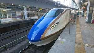 赤ちゃん子連れの新幹線旅行におすすめの乗車ワザ3選のサムネイル画像